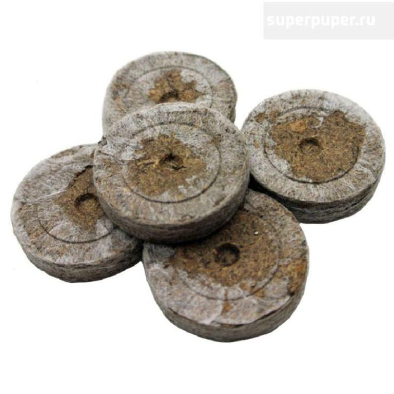 кокосовые таблетки для рассады джиффи купить
